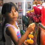 バンコクで働く幼女