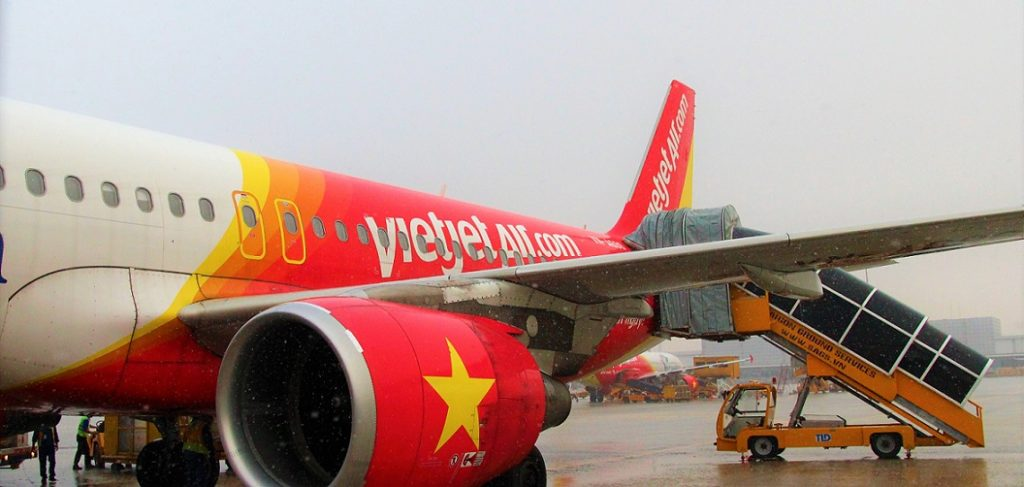 海外旅行はベトナムへ。ホーチミン空港の写真