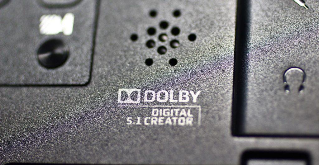 SONY-CX680は画質に加えて音質にも十分な配慮がされている