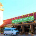 タイのチェンマイ駅の写真