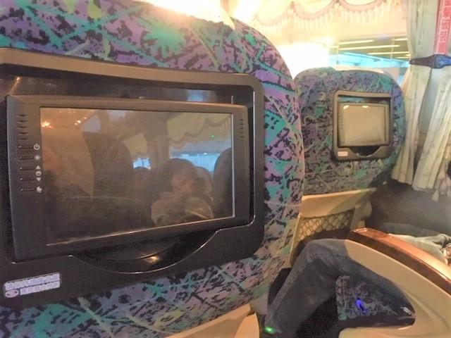 台北桃園台北桃園空港から台中市行きのバス