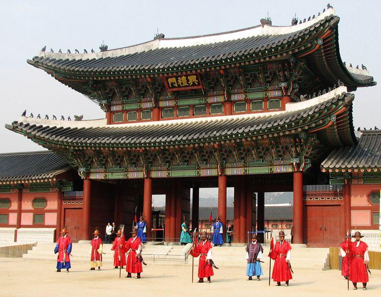 韓国のソウルの写真