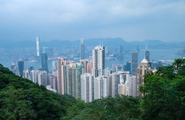 香港の大都市