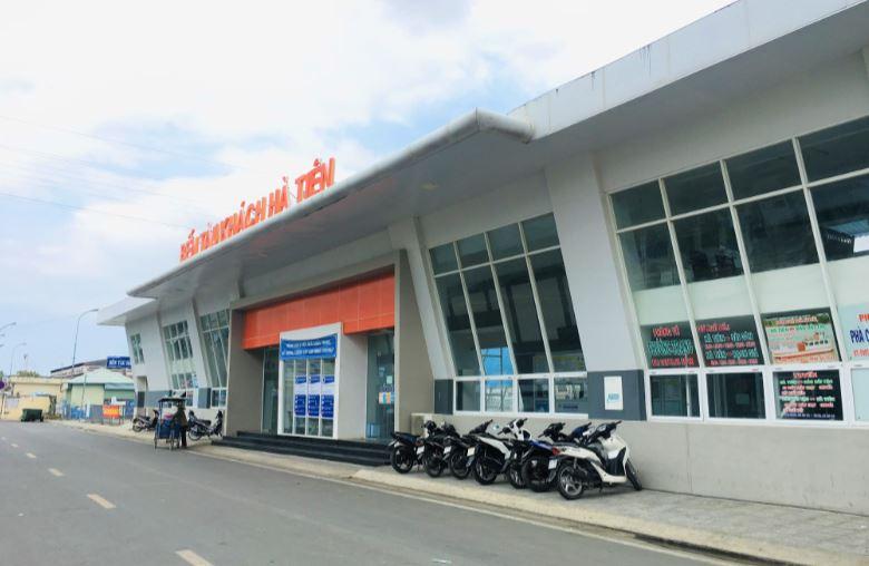 ハーティエンのフェリーターミナルの写真
