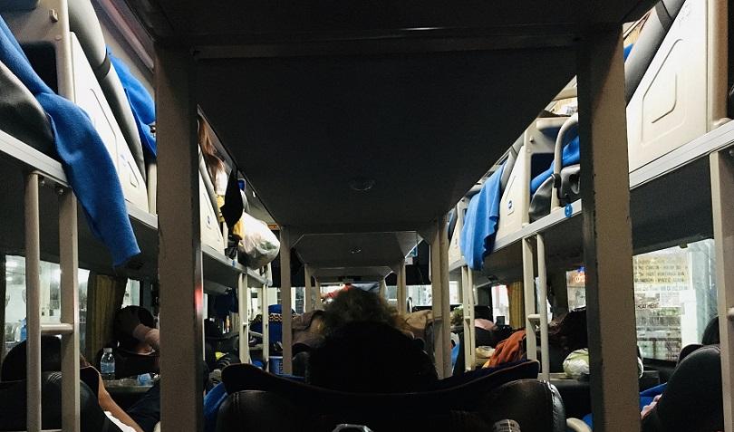 ホーチミンからフーコック島へバスで行く