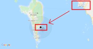 ハーティエンフェリーターミナルからフーコック島まで行く方法|ベトナム旅行