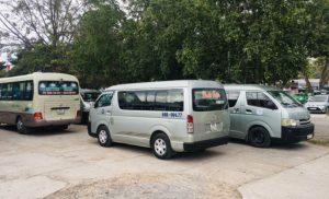 フーコック島のバス乗り場|ベトナム旅行