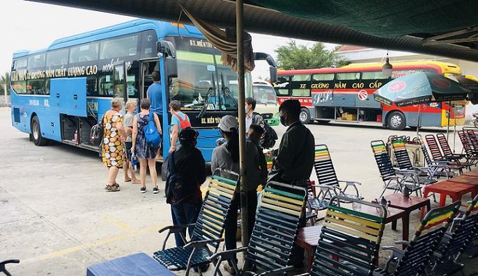 ハーティエンからホーチミンへバスで行く方法|ベトナム旅行