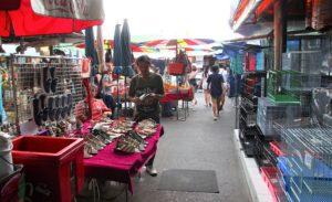 チャトゥチャック市場のペットエリア|バンコクお勧めスポット