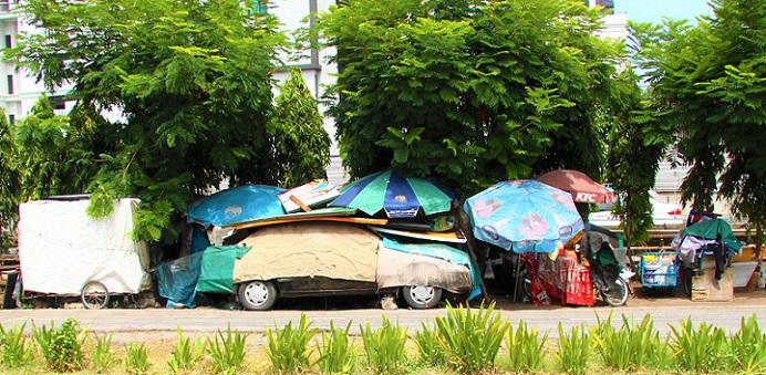 バンコク観光の最後の一枚