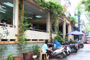 ベトナム料理 ハノイ名物の麺料理ブンチャーをホーチミンで食べられる名店 クアンホータイ