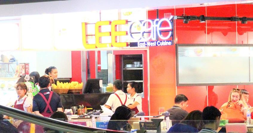 スワンナプーム空港のレストラン|タイ旅行