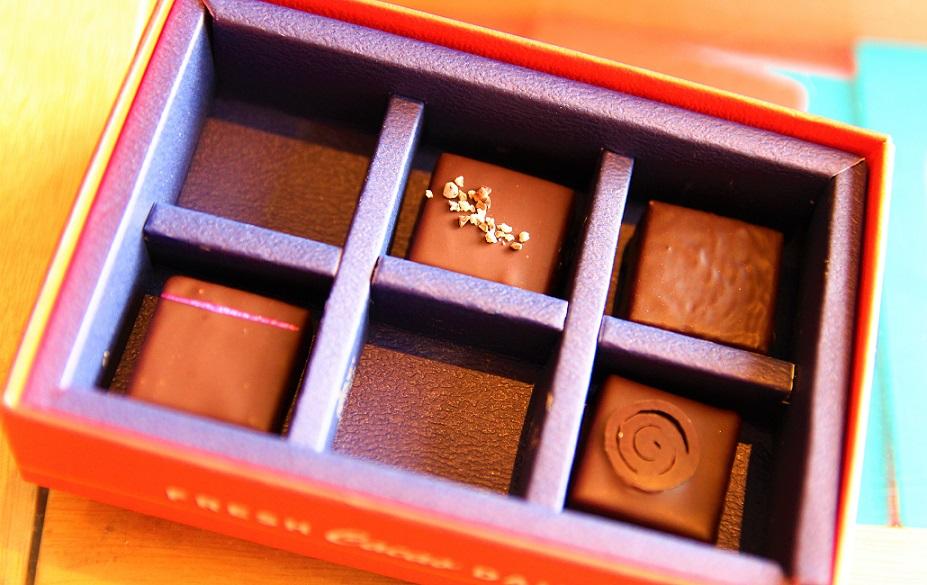 ベトナムで一番美味しいと言われるメゾンマルゥの高級チョコレート|ホーチミンにて
