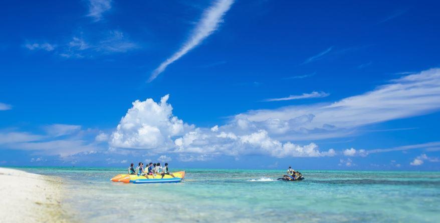 夏休みは沖縄旅行へ!天気も良くて観光にも息抜きにもぴったり