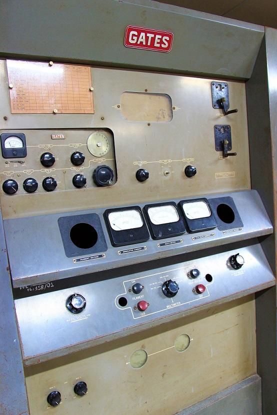 統一会堂の電気システムの写真|ホーチミン観光