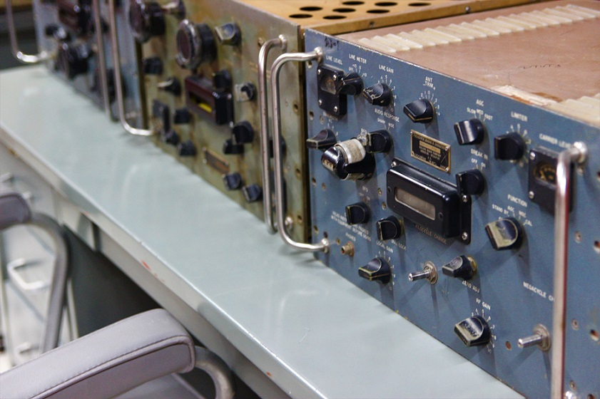 ベトナム戦争で実際に使用された無線機