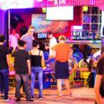 ベトナムの日本人向けの夜遊びスポット|ホーチミンのブイヴィエン通りクレイジーバッファローの写真
