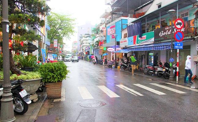 世界遺産フエの観光スポット、レロイ通りの写真【ベトナム旅行】