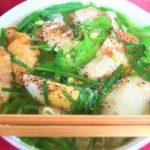 ハノイのミーヴァンタン店のお勧め海鮮ラーメン【ベトナム旅行】