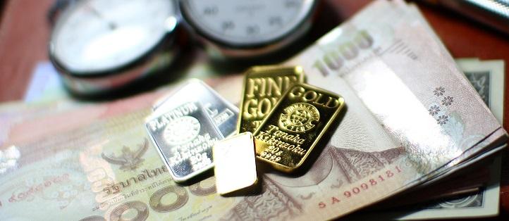 コロナショックで不況が続く見通しの中、金相場が急上昇している