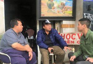 ベトナムの夜遊びスポットを街歩きして出会ったハノイのエロいおじさん達の写真